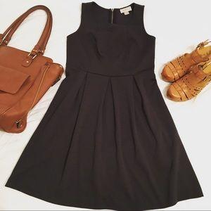 LOFT Pleated Dress